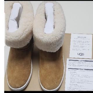 アグ(UGG)のUGG ムートンブーツ クラシックショート 23cm(ブーツ)