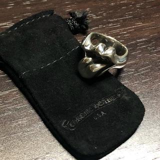 クロムハーツ(Chrome Hearts)のクロムハーツ リップ&タンリング(リング(指輪))