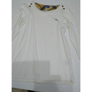 バーバリーブルーレーベル(BURBERRY BLUE LABEL)のバーバリー 長袖Tシャツ(Tシャツ(長袖/七分))