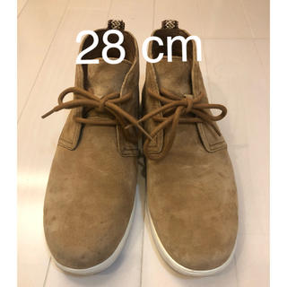UGG - UGG  メンズ スウェード ブーツ 28cm