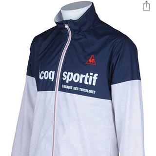 ルコックスポルティフ(le coq sportif)のルコック ウィンドジャケット(ナイロンジャケット)
