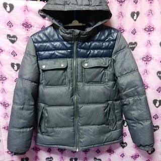 GU - 暖か中綿入り秋冬パーカーXLサイズ