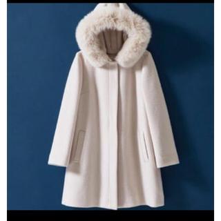 レディアゼル(REDYAZEL)のREDYAZEL コート ホワイト(ロングコート)