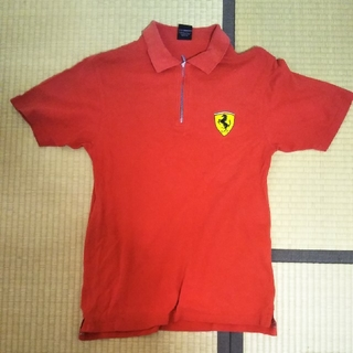 フェラーリ(Ferrari)の中古 公式グッズ  1999年 フェラーリ ポロシャツ(その他)