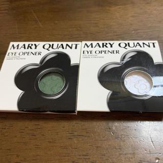 MARY QUANT - マリークワント アイシャドウ2色セット