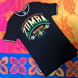 Zumba - ZUMBA 最新作ティシャツ XS
