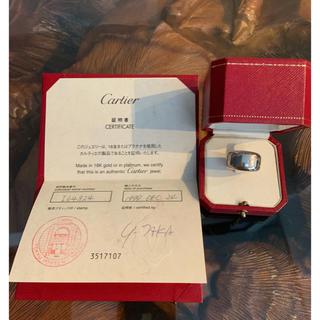 カルティエ(Cartier)のカルティエ ヌーベルバーグリング  K18WG(リング(指輪))