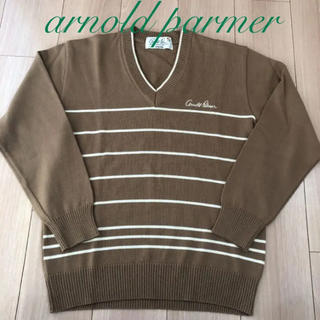 Arnold Palmer - arnold parmer Vニット