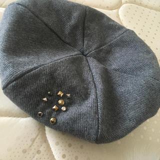ニコアンド(niko and...)のniko and ベレー帽(ハンチング/ベレー帽)