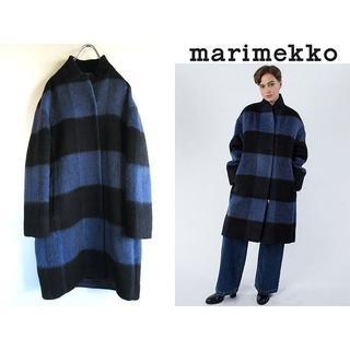 マリメッコ(marimekko)の美品 定価96120円 marimekko MAURA COAT(その他)