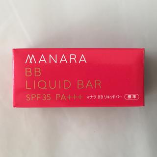 マナラ(maNara)のMANARA BB リキッドバー(BBクリーム)