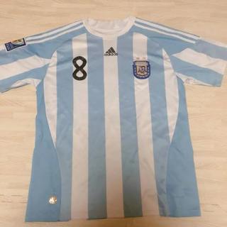 アディダス(adidas)のサッカーウェア アルゼンチン ユニホーム ベロン 8番(ウェア)