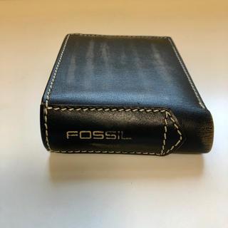 フォッシル(FOSSIL)の《最終処分価格》フォッシル 二つ折り財布 本革 (折り財布)
