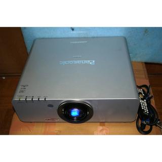 パナソニック(Panasonic)のPanasonic PT-DX610S 6500ルーメン ランプ使用20時間(プロジェクター)