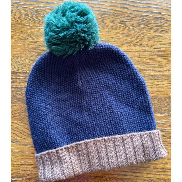 MARKEY'S(マーキーズ)のニット帽❤︎オーシャングランド❤︎ キッズ/ベビー/マタニティのこども用ファッション小物(帽子)の商品写真