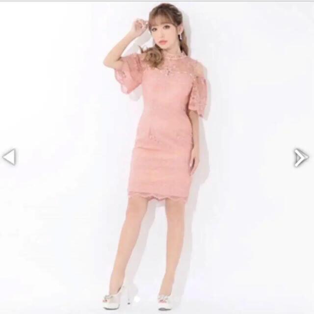 dazzy store(デイジーストア)のデイジーストア  レースドレス レディースのフォーマル/ドレス(ミニドレス)の商品写真