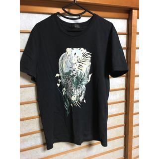 アレキサンダーマックイーン(Alexander McQueen)のAlexsander McQUEEN Tシャツ(Tシャツ/カットソー(半袖/袖なし))
