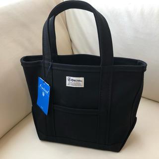 ORCIVAL - 新品◆ORCIVAL オーシバル バッグ S 黒 トートバッグ ブラック