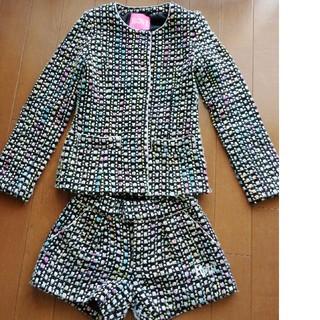ロニィ(RONI)のRONI スーツ ジャケット&パンツ(ドレス/フォーマル)