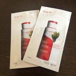CLARINS - クラランス ボディ美容液 サンプル2包