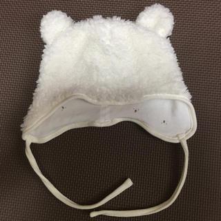 ベビー クマ耳 帽子