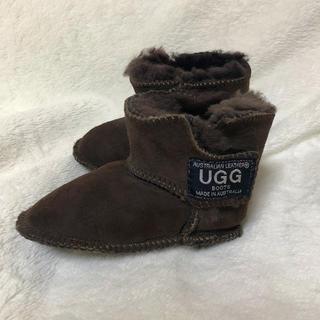 アグ(UGG)のugg アグ ベビーシューズ (ブーツ)
