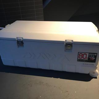ダイワ(DAIWA)の【abel様専用】ダイワ ビッグトランク SU-8000ホワイトクーラーボックス(その他)