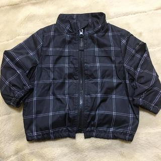 フタフタ(futafuta)のウインドブレーカー 70 futafuta black closet(ジャケット/コート)