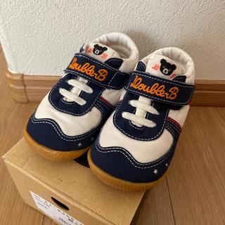 ダブルビー(DOUBLE.B)のダブルビー☆靴(スニーカー)