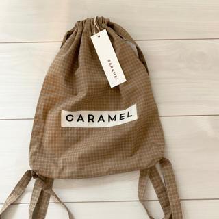 Caramel baby&child  - caramel  リュック