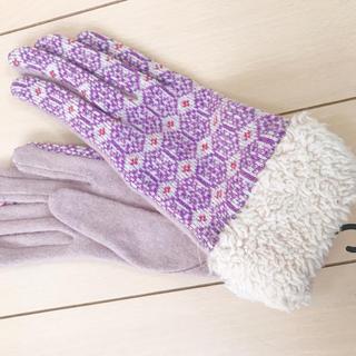 アナスイ(ANNA SUI)の新品未使用*ANNA SUIアナスイ 手袋 スマートフォン対応(手袋)