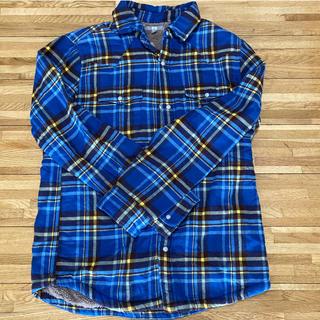 UNIQLO チェックシャツ L