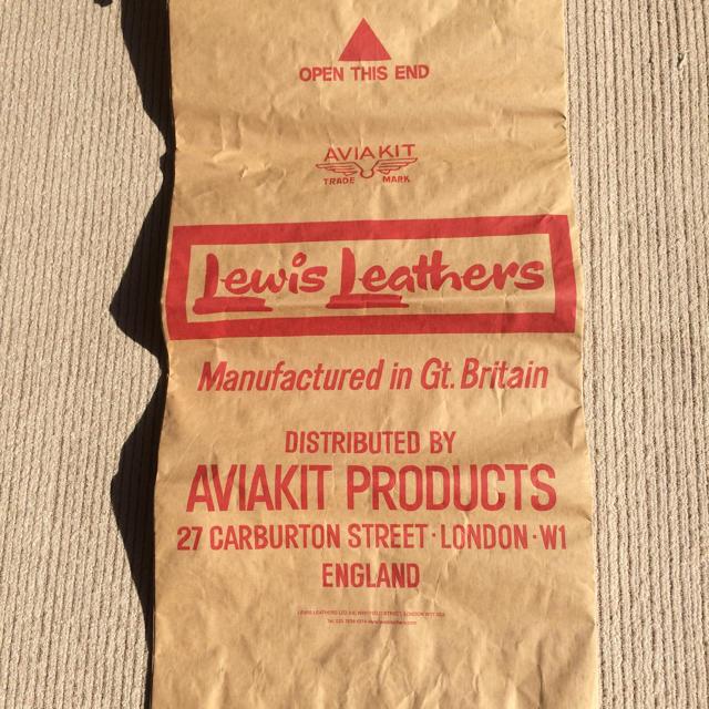 Lewis Leathers(ルイスレザー)のLewis  Leathersクラフト メンズのジャケット/アウター(ライダースジャケット)の商品写真