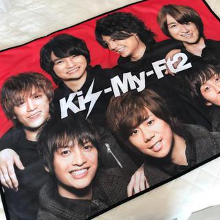 Kis-My-Ft2 - Kis-My-Ft2 セブン1番くじ ブランケット