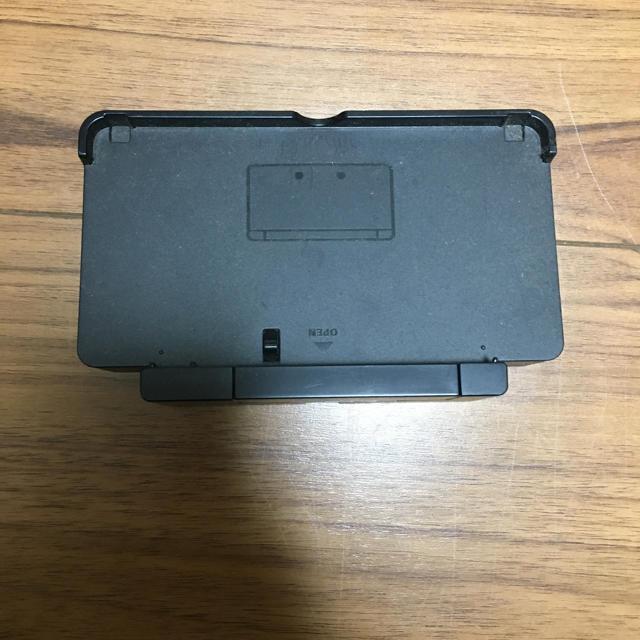 ニンテンドー3DS(ニンテンドー3DS)の3ds 充電台 スマホ/家電/カメラのスマートフォン/携帯電話(バッテリー/充電器)の商品写真