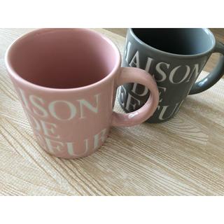 メゾンドリーファー(Maison de Reefur)の未使用 リーファー マグカップ(グラス/カップ)
