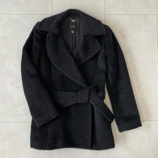 ボッシュ(BOSCH)の★BOSCH ボッシュ コート ブラック 36サイズ(ピーコート)