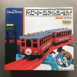 Disney - ディズニー限定品 ディズニーシー エレクトリック レールウェイ プラレール