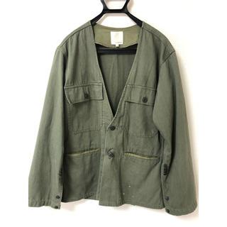 TODAYFUL - TODAYFUL カラーレスミリタリージャケット