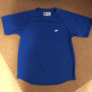 ballaholic cool tシャツ Lサイズ  ブルー(バスケットボール)