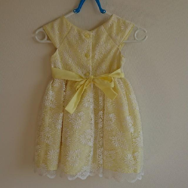 コストコ(コストコ)のコストコ  ドレス  3T キッズ/ベビー/マタニティのキッズ服女の子用(90cm~)(ドレス/フォーマル)の商品写真
