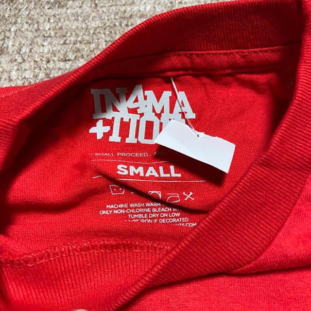 IN4MATION(インフォメーション)のin4mation Tee S size メンズのトップス(Tシャツ/カットソー(半袖/袖なし))の商品写真