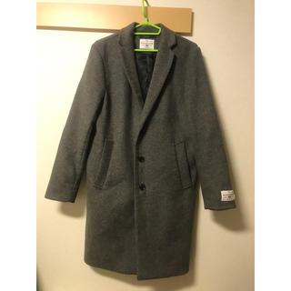 RAGEBLUE  チェスターコート Australian wool
