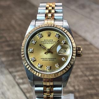 ROLEX - 極美品✨ ロレックス デイトジャスト 69713G✨ レディース 腕時計