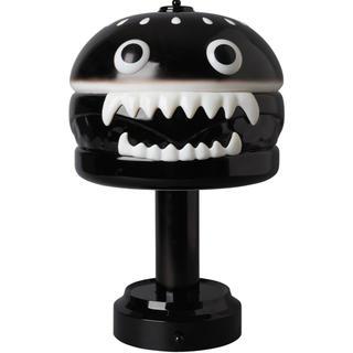 アンダーカバー(UNDERCOVER)のハンバーガーランプ 黒 UNDERCOVER HAMBURGER LAMP(テーブルスタンド)