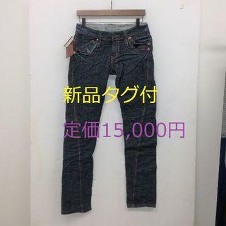 ブルーウェイ(BLUE WAY)の■定価1.5万■ブルーウェイ エボワット ジーパン ジーンズ パンツ M(デニム/ジーンズ)