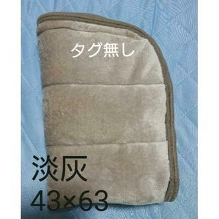 シマムラ(しまむら)のプチプラのあや しまむら 枕パッド 枕カバー 淡灰(シーツ/カバー)