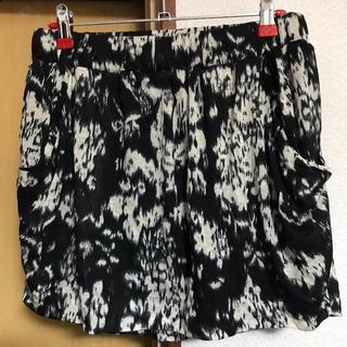 スコットクラブ(SCOT CLUB)の新品タグ付き スコットクラブ モノトーンミニスカート(ミニスカート)