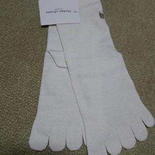 ツモリチサト(TSUMORI CHISATO)のツモリチサト☆5本指靴下(ソックス)