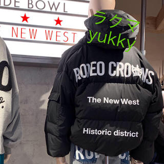 RODEO CROWNS WIDE BOWL - RODEOCROWNS/阿倍野限定マシュマロダウン/RCWB